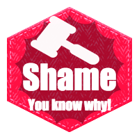 Badge of Shame