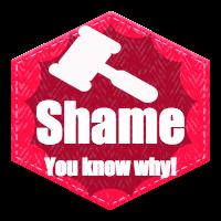Badge of Shame